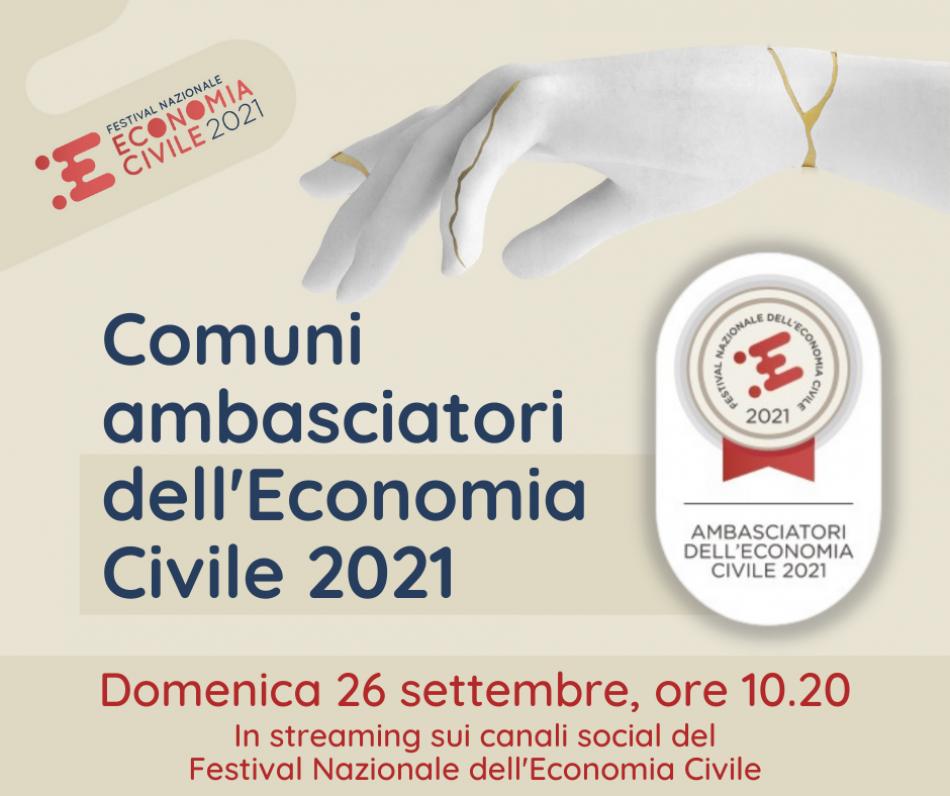 locandina Festival Economia Civile